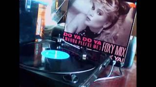 Samantha Fox – Do Ya Do Ya (Wanna Please Me) (Foxy Mix)