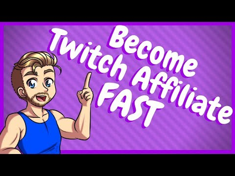 Xxx Mp4 How To Get Twitch Affiliate Fast The Real Way 3gp Sex