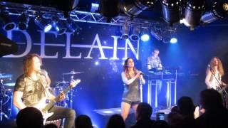 Delain - See me in shadow, live @ Underground Köln, 19/03/2015