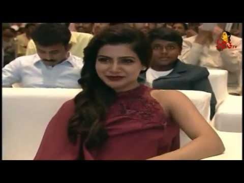 Suma Comedy on Samantha at Sankarabharanam Movie Audio Launch | Nikhil | Kona Venkat