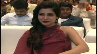 Suma Comedy on Samantha at Sankarabharanam Movie Audio Launch   Nikhil   Kona Venkat