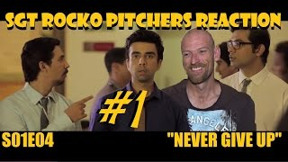 TVF PITCHERS Season 1 Episode 4 part 1 | Reaction with Sgt Rocko