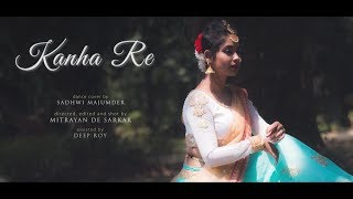Kanha Re Video Song | Neeti Mohan | Shakti Mohan | Mukti Mohan | Dance Cover by Sadhwi