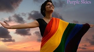 PURPLE SKIES - Voices of Indian lesbians, bisexuals and transmen (Film Trailer)
