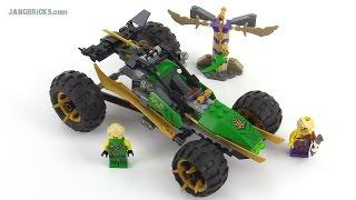 LEGO Ninjago 2015 Jungle Raider review! set 70755