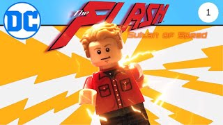 Lego The Flash: The Sultan of Speed | Episode 1- Pilot