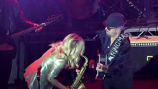 Dave Stewart & Candy Dulfer - Lily Was Here - Shepherds Bush Empire, London - September 2017