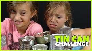 ➟ TIN CAN CHALLENGE ➟ SMELLY BELLY TV