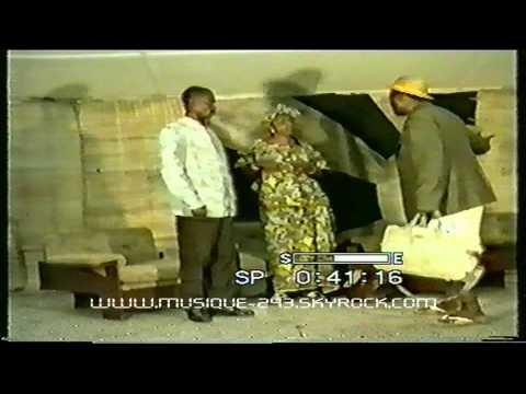 Les stars du rire La democratie Monzali Shako Lokuli et Ngaluphar
