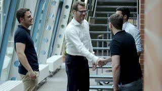 ESB Business School Imagefilm mit Unternehmensvertretern C 4K