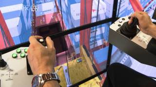 Vortex - Ship-to-Shore (STS) Crane Simulator