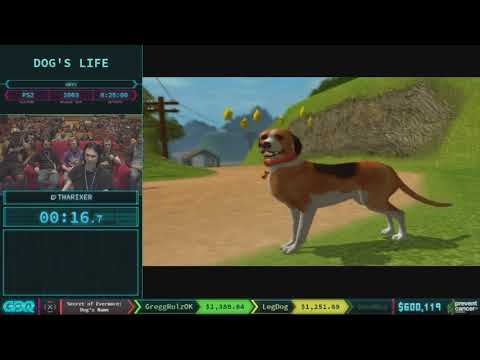 Xxx Mp4 Dog S Life By ThaRixer In 19 44 AGDQ 2018 3gp Sex