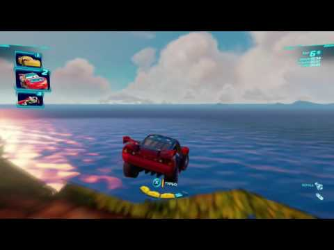 Cars 2 Xbox 360 Gameplay Request №9
