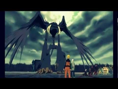 Naruto vs Muku【AMV】all the fights of the movie ( HD )