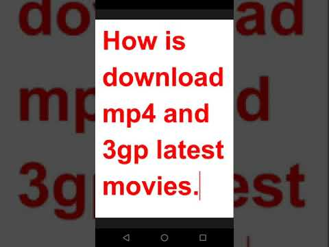 Xxx Mp4 How To Download Latest Movies HD Mp4 And 3GP Movie Free 3gp Sex