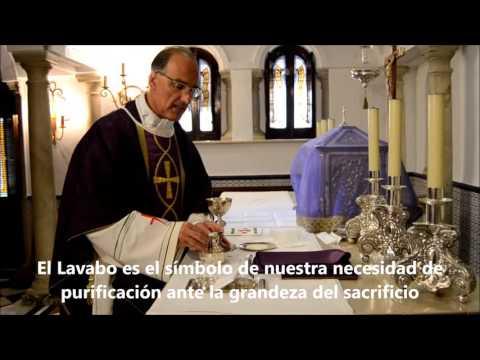 0.9 La Misa a cámara lenta. La Liturgia de la Eucaristia