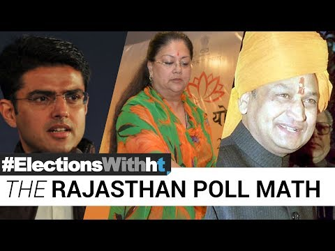 Xxx Mp4 Assembly Polls 2018 Can Vasundhara Raje Ride Back To Power To Rajasthan 3gp Sex