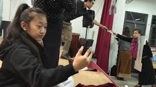 Mannequin Challenge at KTP Luangmual Branch Photo & Art Exhibition 2016