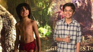 UNCUT: The Jungle Book 2016 Hindi Trailer Lauch | Neel Sethi As Mowgli