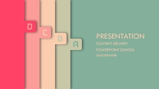 Animated PowerPoint Slide Design Tutorial