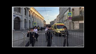 News Moscow traffic authority cites taxi driver as saying he did not act...