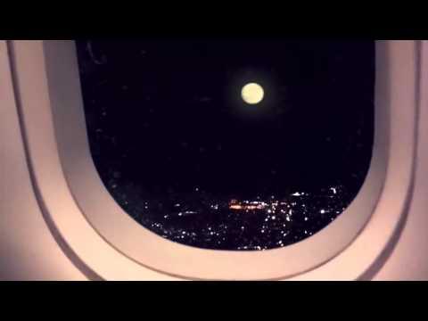 Santa visto desde un avión de Volaris HD