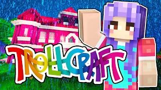 Minecraft: TrollCraft   Part 6 - LIZZIE'S BASEMENT & SCOTT'S TRIAL