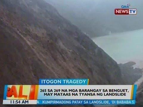 Xxx Mp4 BT 265 Sa 269 Na Mga Barangay Sa Benguet May Mataas Na Tyansa Ng Landslide 3gp Sex