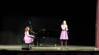 HA Voices Unlimited Cabaret Little Women