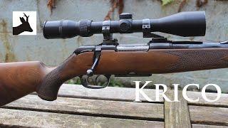 Krico Stutzen and Lisenfeld riflescope. My woodland deer stalking setup.