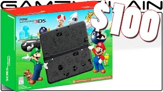 Nintendo Announces $99.99 New 3DS Price for Black Friday