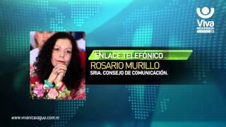 Intervención de la Compañera Rosario Murillo - 22/04/16