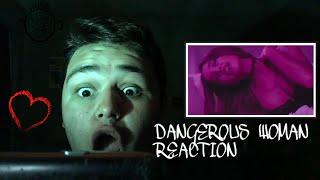Ariana Grande - Dangerous Woman (Visual 1) - REACTION