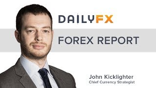 Video: EUR/USD Reversal Stalls but USD/CAD's Continues Thanks to Oil