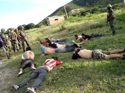 policias federales que atacaron a policias municipales en ixtepec oaxaca detenidos por el ejercito