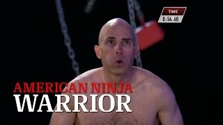 David Campbell at 2013 Venice Qualifiers | American Ninja Warrior