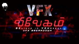 Vivegam - VFX Breakdown | By Renish Antony | Ajith Kumar