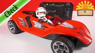 SCHNELLSTER WAGEN in der STADT! Playmobil Rocket Racer 9090 Film deutsch