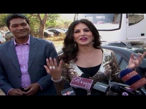 Xxx Mp4 Sunny Leone Promotes Ragini MMS 2 On CID 3gp Sex