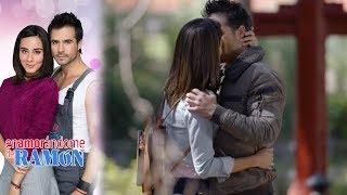 Fabiola le confiesa a Ramón que será papá   Enamorándome de Ramón - Televisa