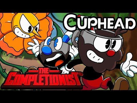 Cuphead Review ft. Strippin The Completionist