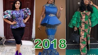 2018 Hottest #Ankara Styles  for The Most Beautiful #African Queen