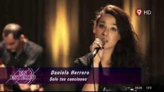 Daniela Herrero, Fabiana Cantilo e Hilda Lizarazu - En Estereo, Canal 9 (25-05-2014)