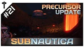 Subnautica s04e21 - Invading the Inactive Lava Zone