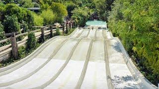 Caneva Aquapark - Typhoon Racer Water Slide Onride POV