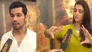 Sarabjit Movie: Aishwarya Rai Bachchan, Randeep Singh Hooda Exclusive Interview