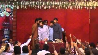 Zakir Syed Qamar Raza Naqvi At 13 Rajab Jashan 2016 Imam Bargah Qadeem Rawalpindi