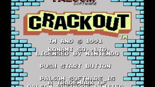 NES - Crackout (Full Soundtrack)