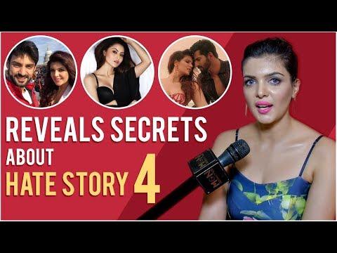 Xxx Mp4 Ihana Dhillon Reveals Secrets About Karan Wahi Urvashi Rautela Vivan Bhatena Hate Story 4 3gp Sex