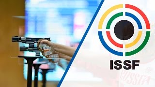 Finals 25m Pistol Women - 2015 ISSF Rifle, Pistol, Shotgun World Cup in Gabala (AZE)